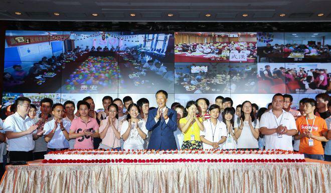 富士康在中国内地30年,为苹果代工也在研究黑科技
