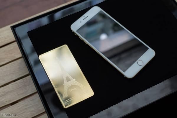 约5.5万 24K黄金iPhone7 Plus开箱图赏的照片 - 6