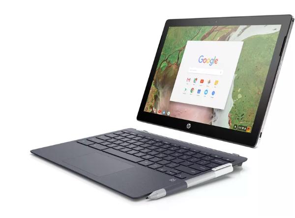 惠普推599美元Chromebook x2 正面对抗iPad Pro