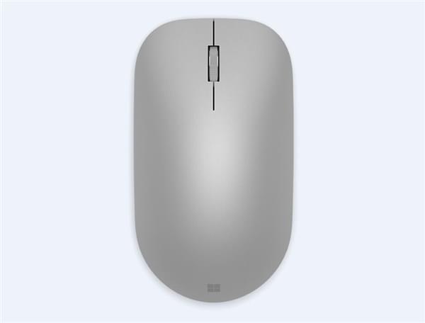 微软Surface键鼠国行首发:续航完美 1年不换电池的照片 - 4