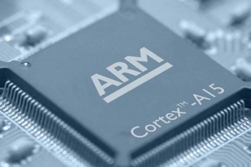 阿里将大量采用ARM处理器的照片