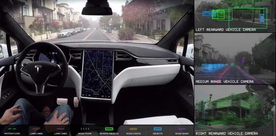 马斯克放出豪言:特斯拉2年后实现Level 5级别自动驾驶