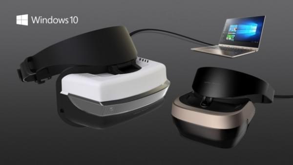 微软Windows 10 PC VR头显细节曝光的照片