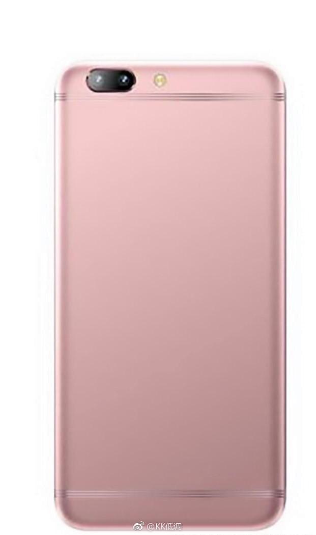 最火国产手机升级 OPPO R11曝光:双摄像头的照片 - 4