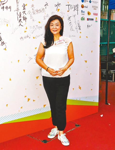 陈玉莲想再拍剧,尤其是喜剧类作品。