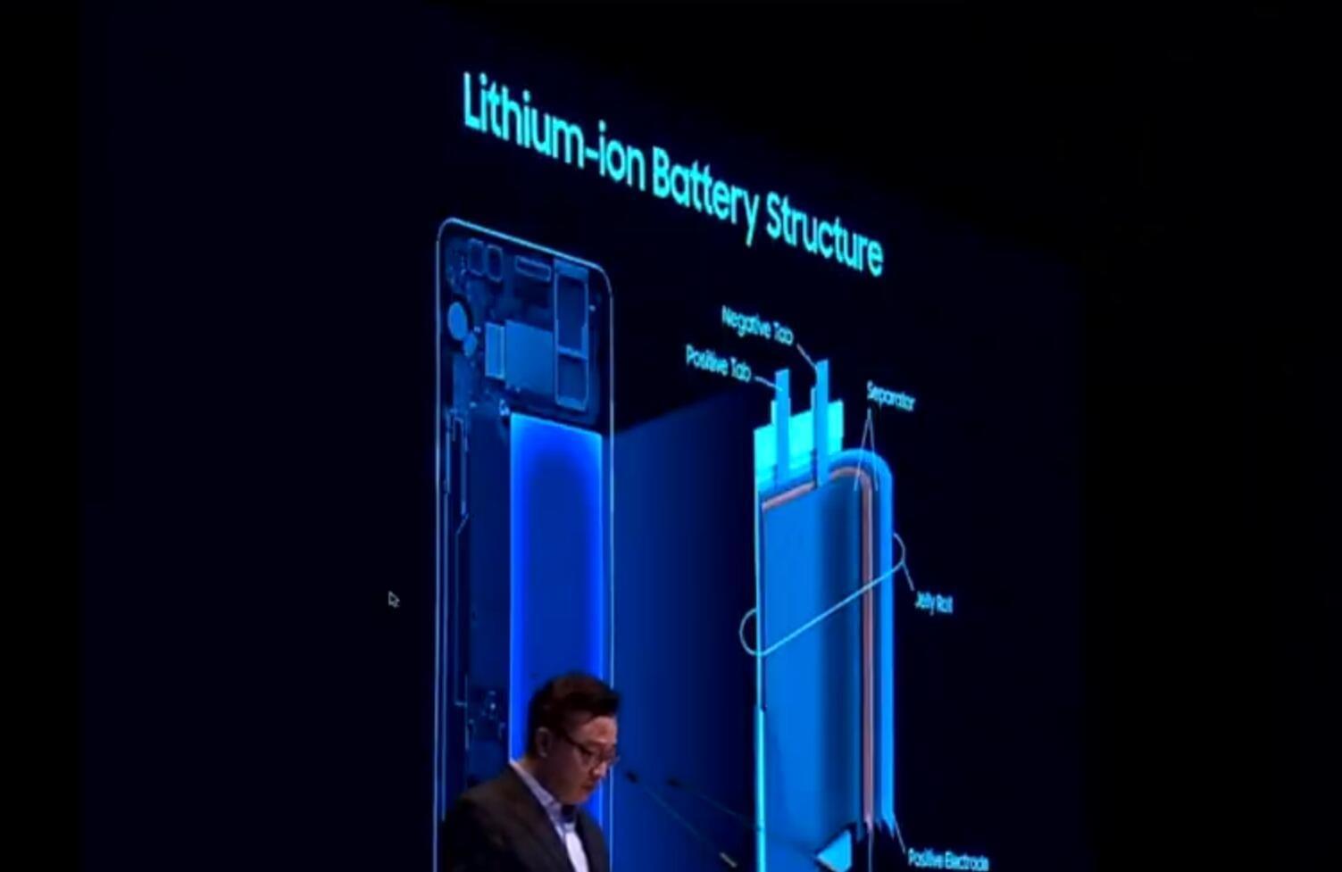 三星正式公布Galaxy Note 7爆炸调查结果的照片 - 2