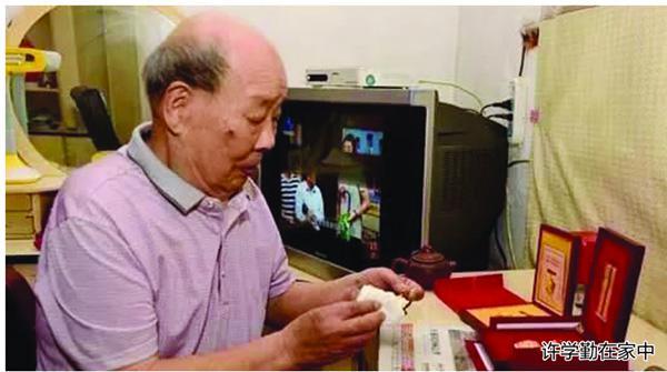 安徽省抗战老兵尚有549人健在 较2015年减少两千人