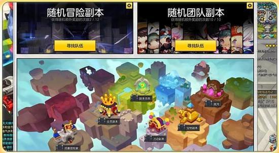 强者进阶之路 冒险岛2十人团队副本玩法详解