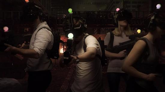 硬件内容双双缺席的VR体验馆,一场草莽时代下的金钱游戏