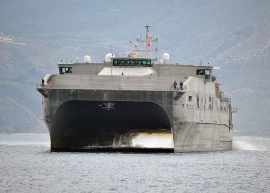 美海军战略海运能力滑坡,抗俄部队或难抵彼岸