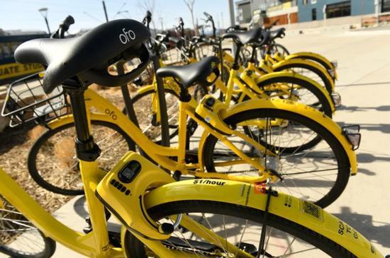 在30座城市投放4万辆车之后 ofo突然缩减美国业务