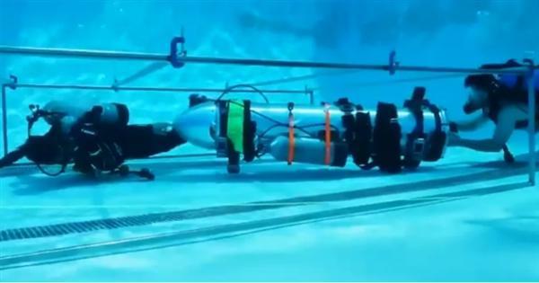 潜水员批马斯克的泰国洞穴救援仓 作秀 毫无用处