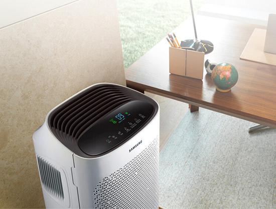 客厅专用除甲醛 三星空气净化器热销