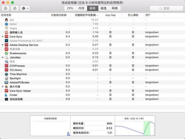 """别担心: 最新macOS仍可查看电池""""剩余时间""""的照片 - 2"""