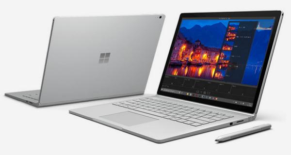 微软Surface Book 2谣言:比MBP更强的Kaby Lake芯+4K屏?的照片 - 2