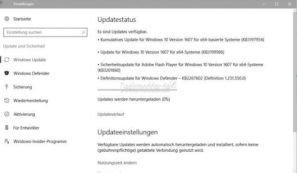 Windows 10周年更新迎累积更新 升至Build 14393.351的照片 - 2