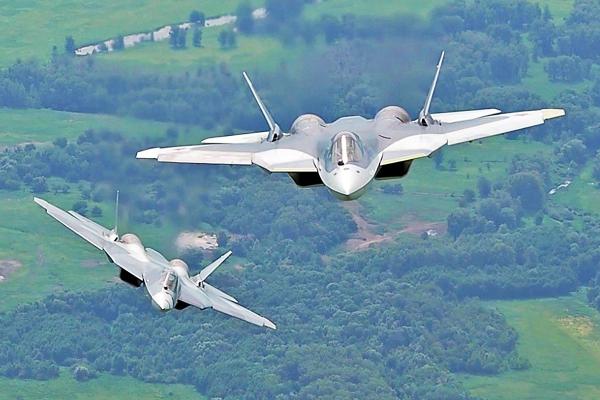 印媒:改进型苏57将具超巡能力 仍将继续对印推销