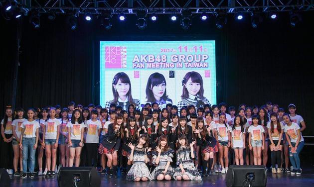 指原莉乃力挺TPE48 大赞台湾研究生可爱纤瘦