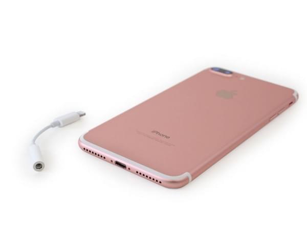 iPhone 7 Plus拆解:2900mAh容量电池的照片 - 3