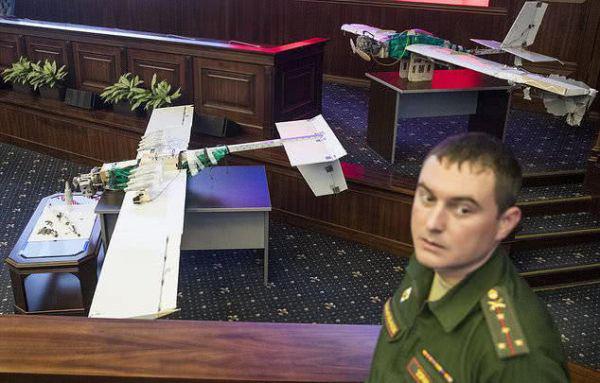 恐袭技术升级:俄军半年遭遇4次无人机编队袭击