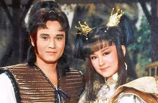 1984年台湾版的《神雕侠侣》。