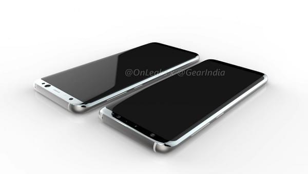 三星 Galaxy S8 / S8 Plus 渲染图曝光: 指纹传感器在哪?的照片 - 6