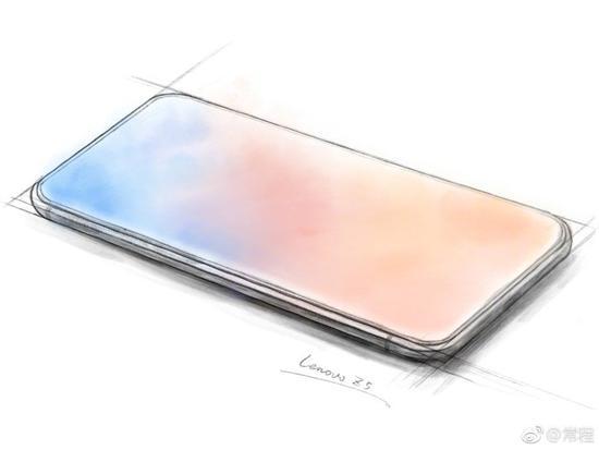 联想曝Lenovo Z5新机:95%屏占比的真全面屏?