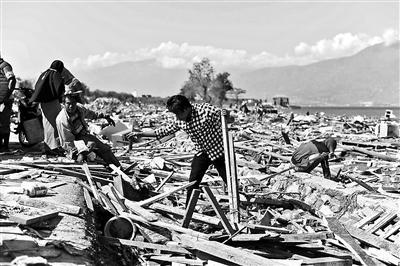印尼地震海啸伤亡惨重:新海啸预警系统未启用
