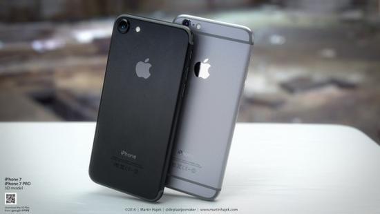 无耳机端口和电容Home按键的iPhone 7或许长这样的照片 - 3