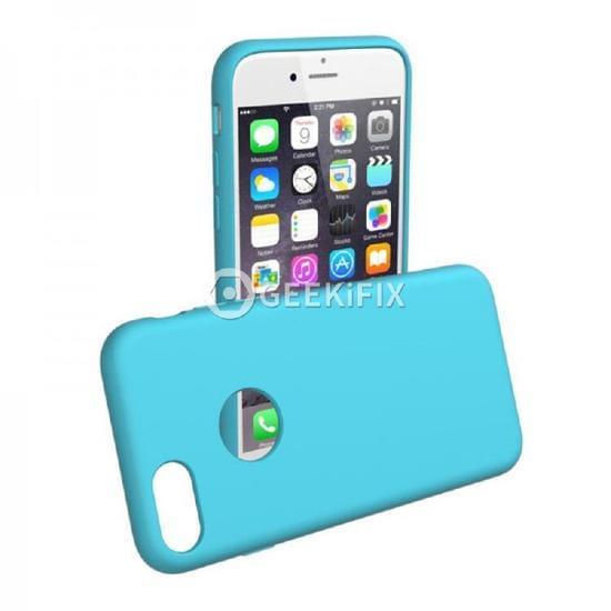 疑似苹果iPhone 7官方保护套曝光 背部镂空设计八种颜色的照片 - 7