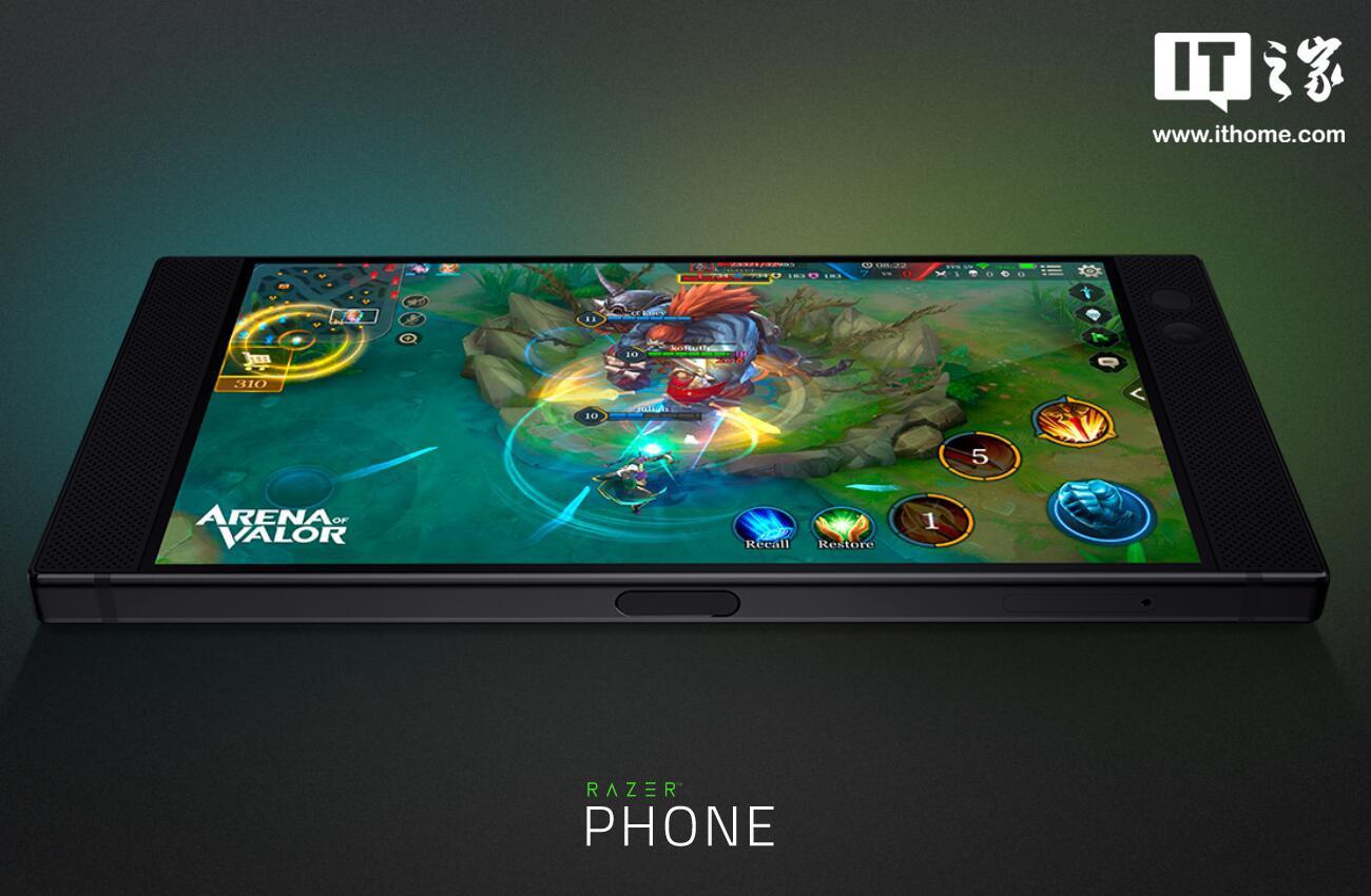 雷蛇今年将在中国发布智能手机:搭载高通最新芯片