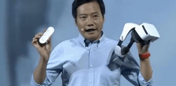 小米发布正式版VR眼镜:支持四款手机,售价199元的照片 - 2