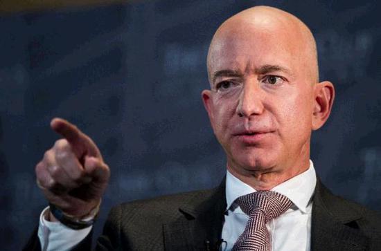 大跌让科技大佬受伤 贝佐斯资产一天缩水91亿美元
