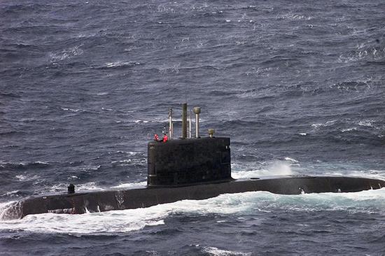 加拿大维多利亚级潜艇首赴亚太海域:或与朝鲜有关