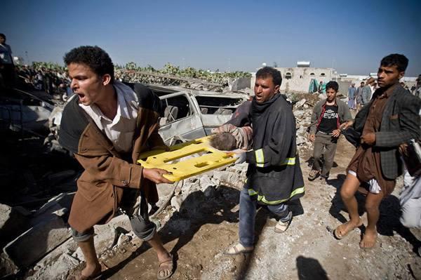 也门或陷入空前严重大饥荒:争港口致千百万人挨饿