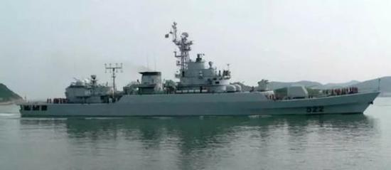 海军两艘护卫舰将退役 或会远嫁到孟加拉国海军
