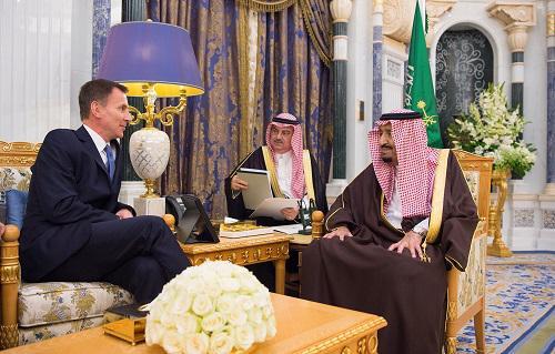 外媒:美英就卡舒吉案对沙特施压 呼吁沙特配合调查
