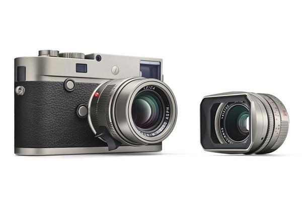莱卡发布限量版M-P Titanium相机:10月上市 看着很酷