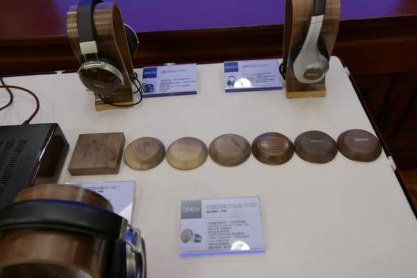 天龙旗舰耳机D7200实拍 采用实木外壳的照片 - 5