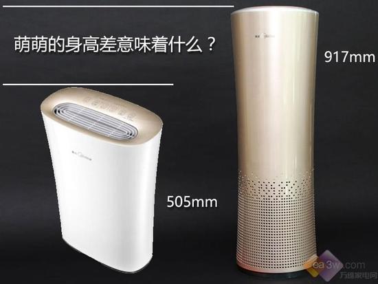 空气净化器变塔式,到底多了哪些必杀技?