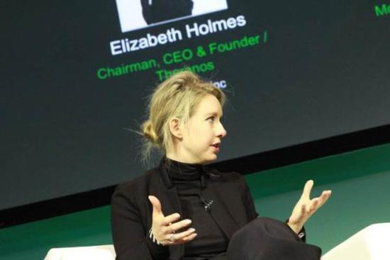 血检公司Theranos解散,创始人曾被称为女版乔布斯