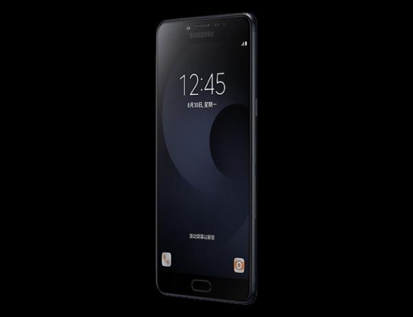 """""""墨玉黑""""版Galaxy C9 Pro渲染图曝光的照片 - 3"""