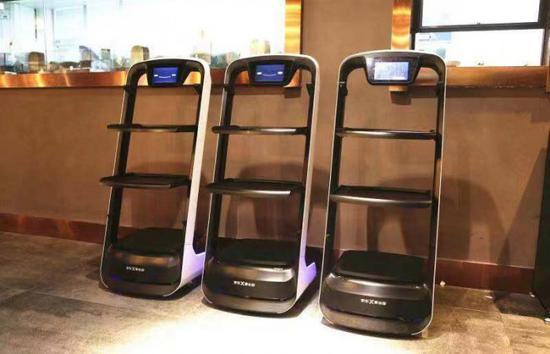 日媒称中国餐馆推进自动化:解决用人成本上涨问题