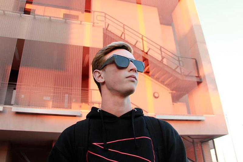 ACE Eyewear相机太阳镜让你随时随地当主播
