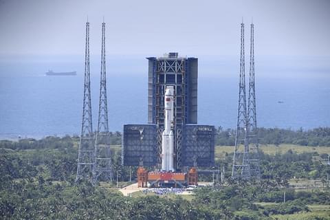 天舟一号货运飞船将于4月20日19时41分发射