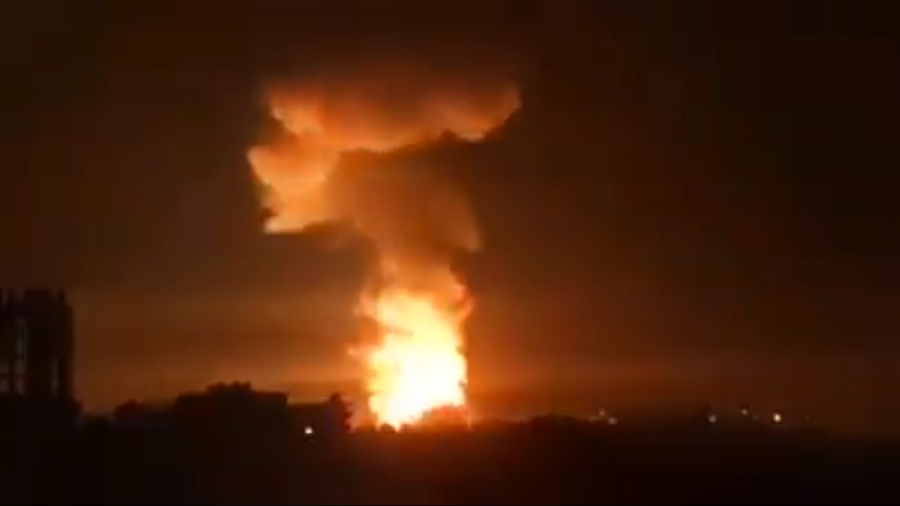 叙政府军事目标遭到海上导弹袭击 尚不清楚实施者