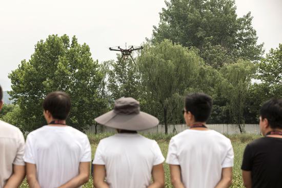 京东顺丰做大无人机送货:未来成本或低于人工配送