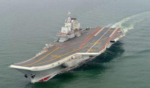 中国5年内或拥4航母 配电磁弹射器搭载隐身战机