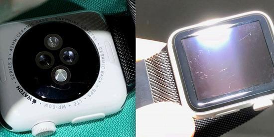 Apple Watch防刮性差 用户起诉苹果虚假宣传