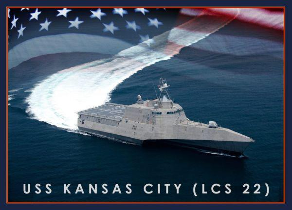 美命名第22艘新濒海战斗舰 将于2019年底服役